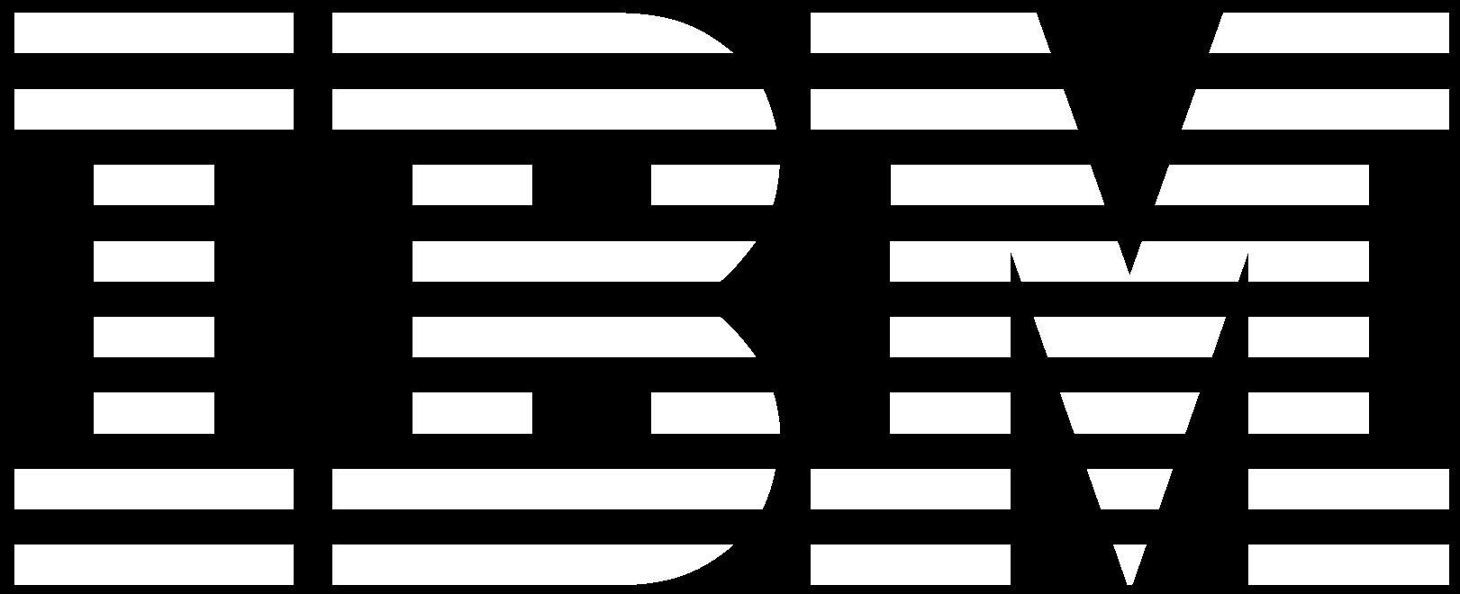 IBM white 2